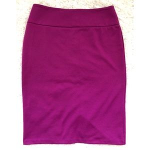 NY & Company Stretch Pencil Skirt